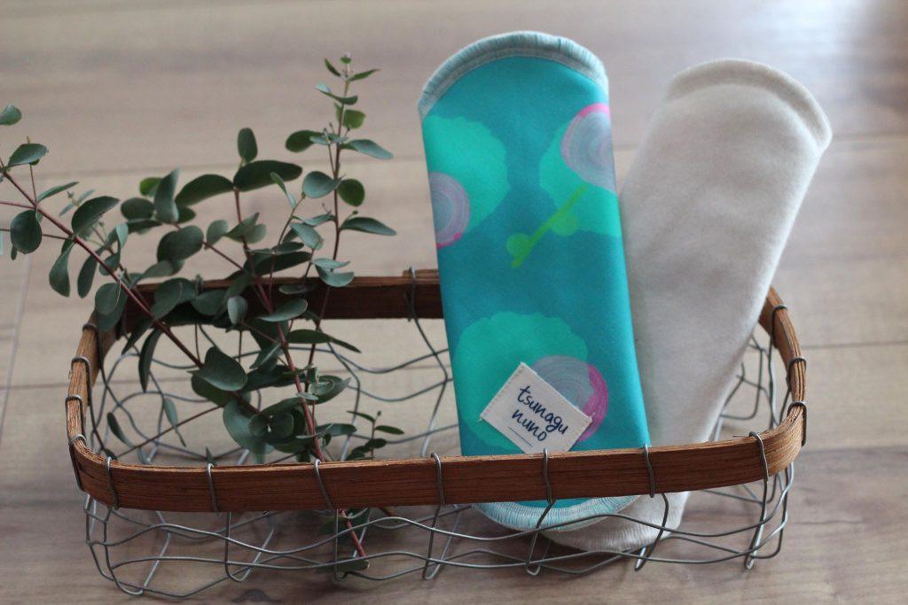 tsunagununo(ツナグ布)オリジナル布ナプキン レギュラーSサイズ